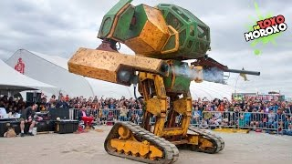7 ROBOTS que CONQUISTARÁN el Mundo | DeToxoMoroxo