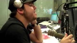 Gerardo Ortiz - Entrevistas en Atlanta con El Patron 105.3 & La Raza