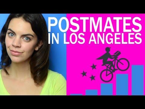 POSTMATES in Los Angeles