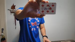 Would you buy this trick? Be honest.