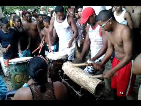 Venezuelan - African Drums in Osma, Venezuela
