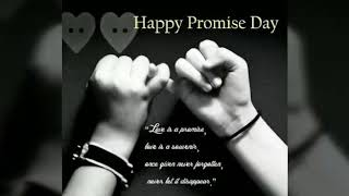 Happy promise day 2019  💑 with special song