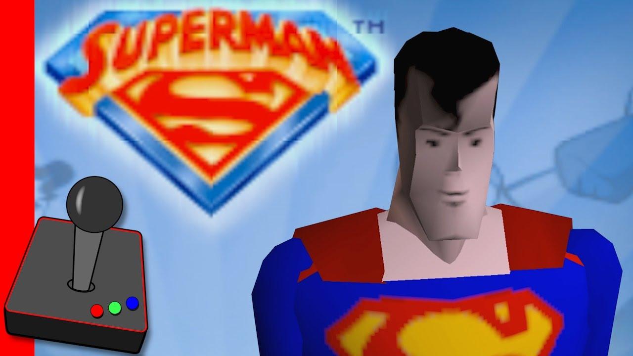 Superman 64 Beta Quest | Prototype (it's better!) VS Retail ...