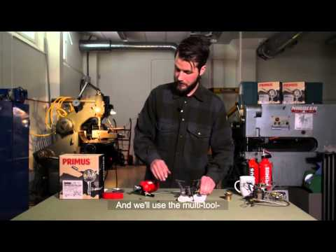 Primus Equipment: How to troubleshoot your multifuel stove