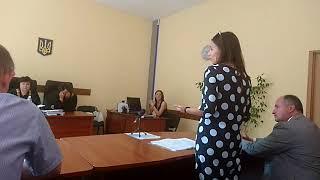 видео 8. Судочинство в справах кримінально- адміністративних.