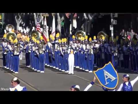 Garey HS - The Gallant Seventh - 2015 Arcadia Band Review
