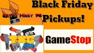 Black Friday Pickups! Gamestop, Trade N Games And Best Buy!