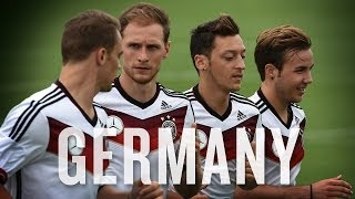 Get to know Germany, terrifying soccer deathmachine (Daily Win)