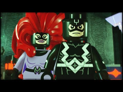 LEGO Marvel Superheroes 2 - Level 14 - Hala, is it Kree You're Looking For? (No Commentary)