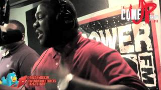 Ar-Ab - [Come Up show Freestyle #2012] Wit DJ Cosmic Kev