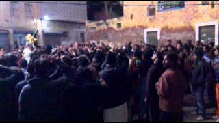 Chutti Jo Pir Muharram 2011-2012/1433 Hyderabad Sindh