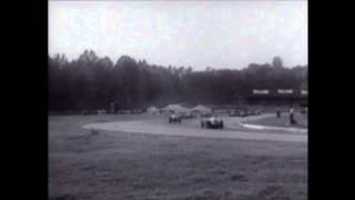 Legendary Silver Arrows: the 1954 Italian GP