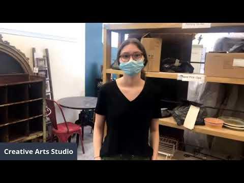 Creative Arts Studio - April 14, 2021