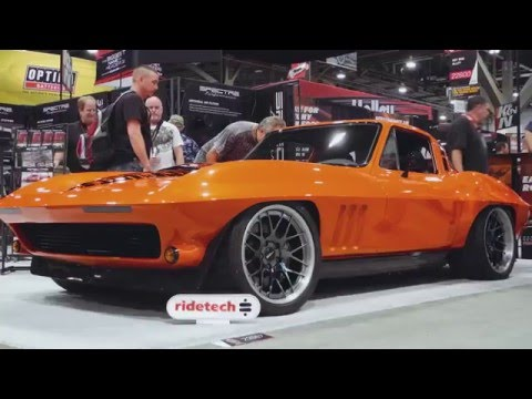 Forgeline's Big Week at the 2015 SEMA Show