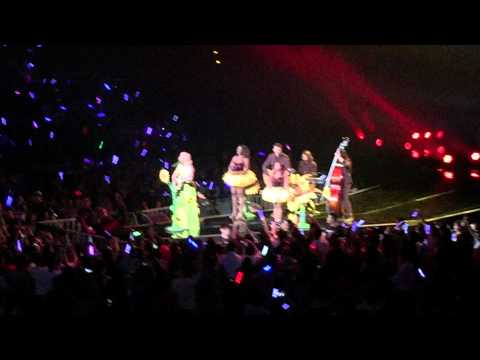 Katy Perry - The One That Got Away & Thinking of You Prismatic World Tour  in Taipei Taiwan