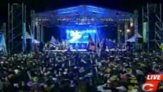 Power Soca Monarch 2009 Fay Ann Winning Performance Live Meet Super Blue