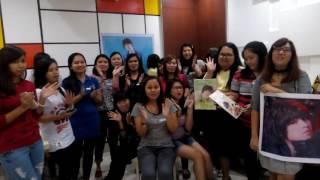 Kei Inoo Philippines' simple birthday celebration for Kei Inoo. フ...