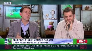 After Foot du mardi 12/12 – Partie 2/3 - Débrief de Monaco/Caen (2-0)