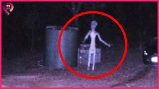 Phát Hiện Người Ngoài Hành Tinh Cho Gà Ăn Trong Đêm Khiến Các Nhà Khoa Học Bối Rối | Top Bí Ẩn UFO