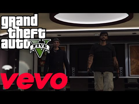 20s 50s 100s- The Lab The King Avriel (GTA MUSIC VIDEO)
