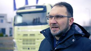 Vairo brolija 12 laida - Išmaniosios technologijos sunkvežimiuose