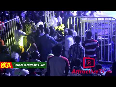 Deputy Tourism Minister Runs For His Life As Violence Breaks At A Musical Concert