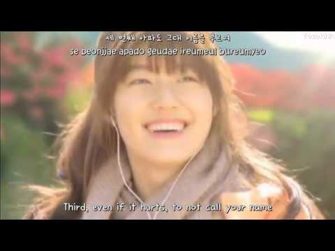 Kang Ha Neul - Three Things I Have Left FMV (Angel Eyes OST) [ENGSUB + Romanization + Hangul]