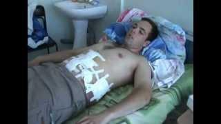 Стрельба в Житикаре, сьемка в больнице потсрадавших