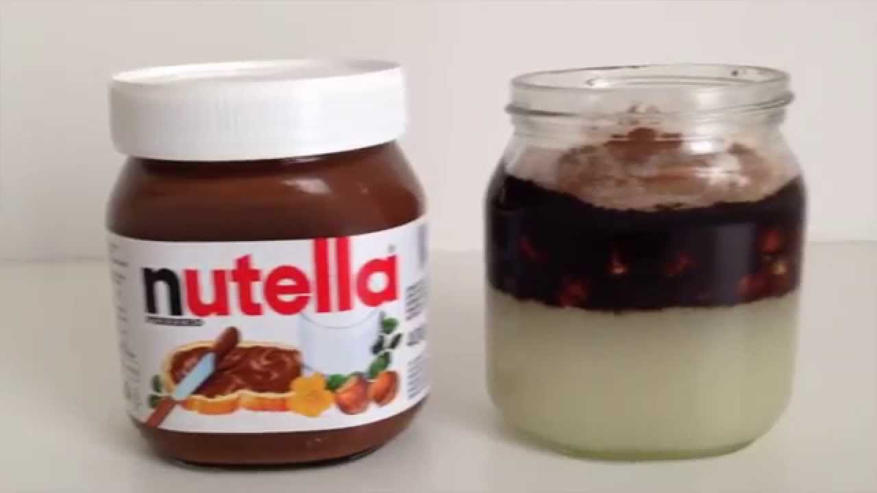 the beauty of nutella What, you might ask, has led me here to the moment that i started mashing nutella in my hair for beauty purposes well, it all started with an instagram post, which made the rounds on the internet last year, in which a hairdresser is using nutella hair dye but that sounds ill-advised, you say.