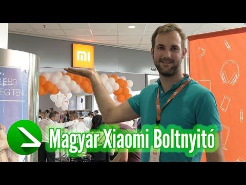 Első magyar Xiaomi Bolt megnyitó | 2800-an áltak sorba