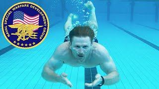 Pro Climber  VS  USA Navy Seals Fitness Test