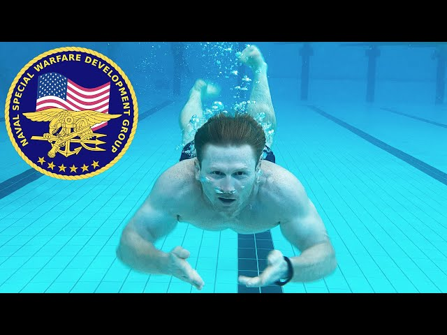 Pro Climber  VS  USA Navy Seals Fitness Test - Magnus Midtbø