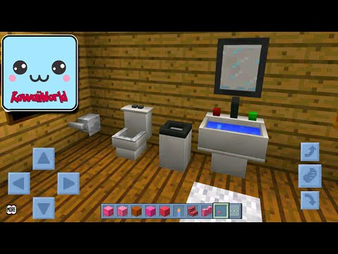 KawaiiWorld: 5 BEST Bathroom Design Ideas (Kawaii World)