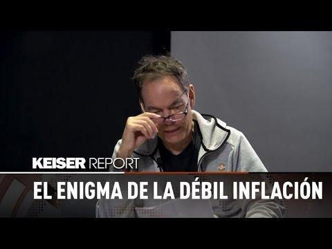 El enigma de la débil inflación (E1130) - Keiser Report en español