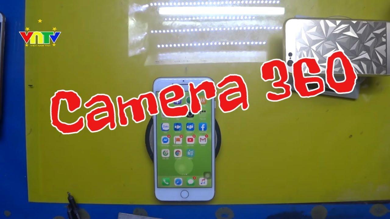 Cách tải camera 360 để chụp hình tự sướng cực đẹp cho iphone ios