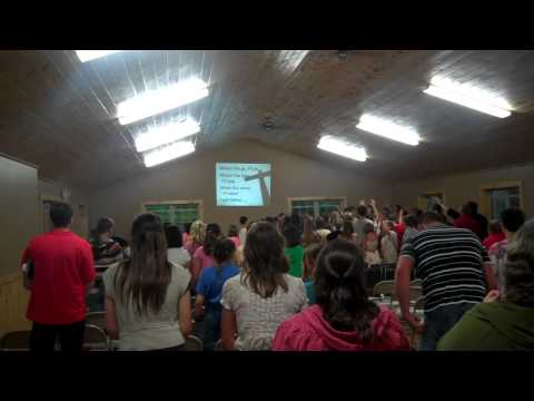 Free Will Baptist Church Camp - I Will Follow You