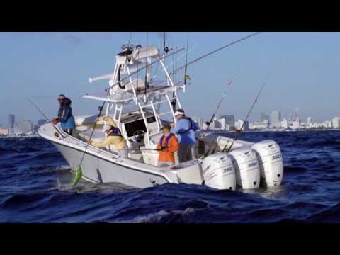 MAKO Boats: 2017 Offshore Series