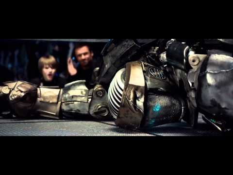 Real Steel - Trailer #2 - 1080p