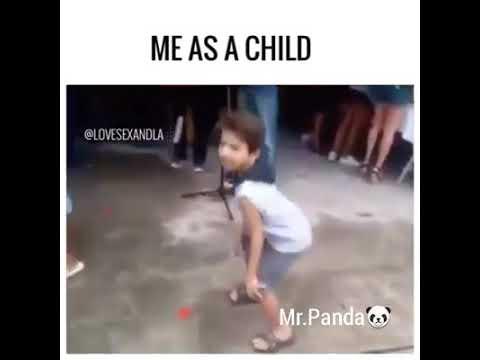un garçon qui danse comme une fille