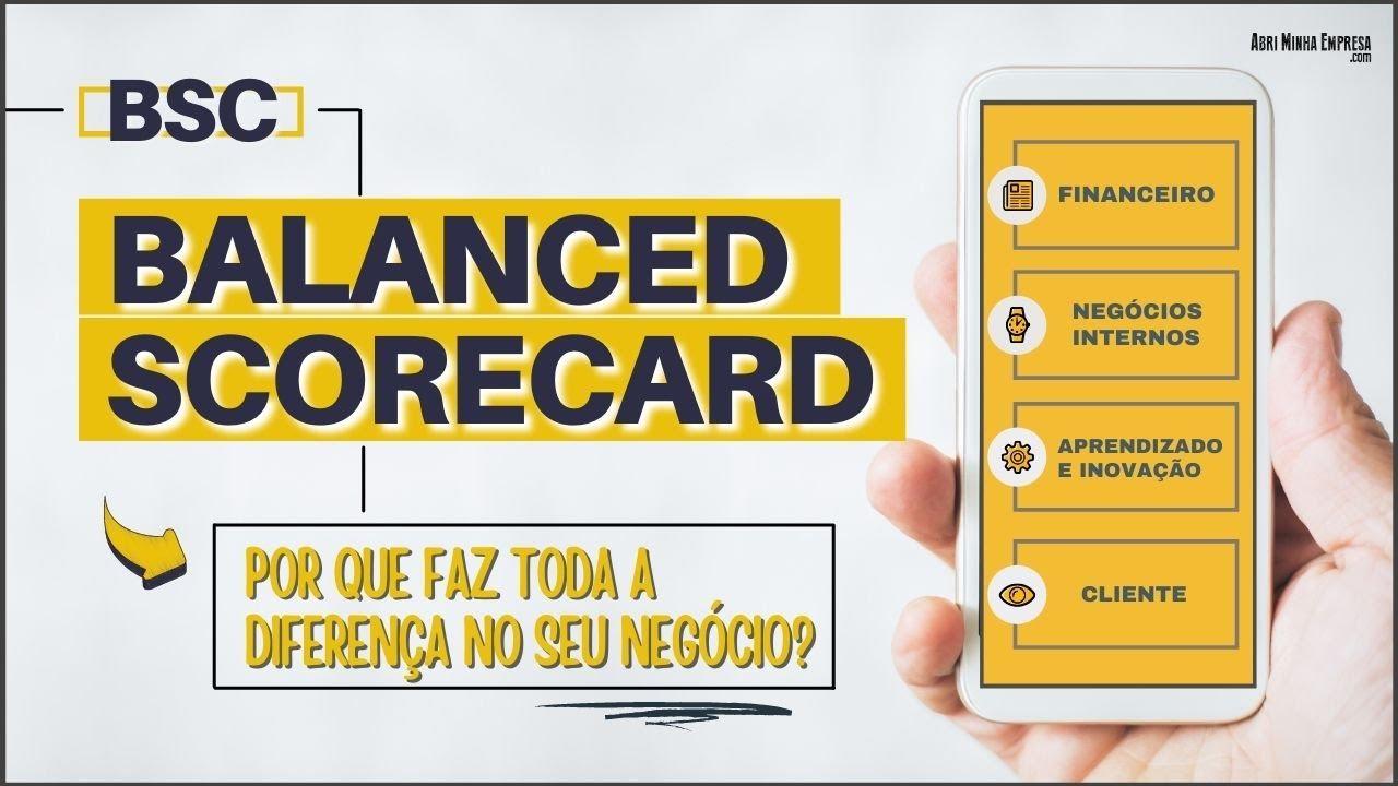Download BALANCED SCORECARD (BSC) | O Que É e Como Aplicar na Prática