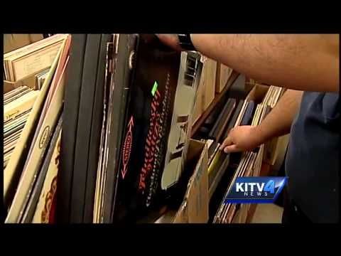 Pickers paradise at library book sale