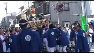 広島県尾道市「尾道ベッチャー祭り」2010年11月3日最終日 今年は天気に...