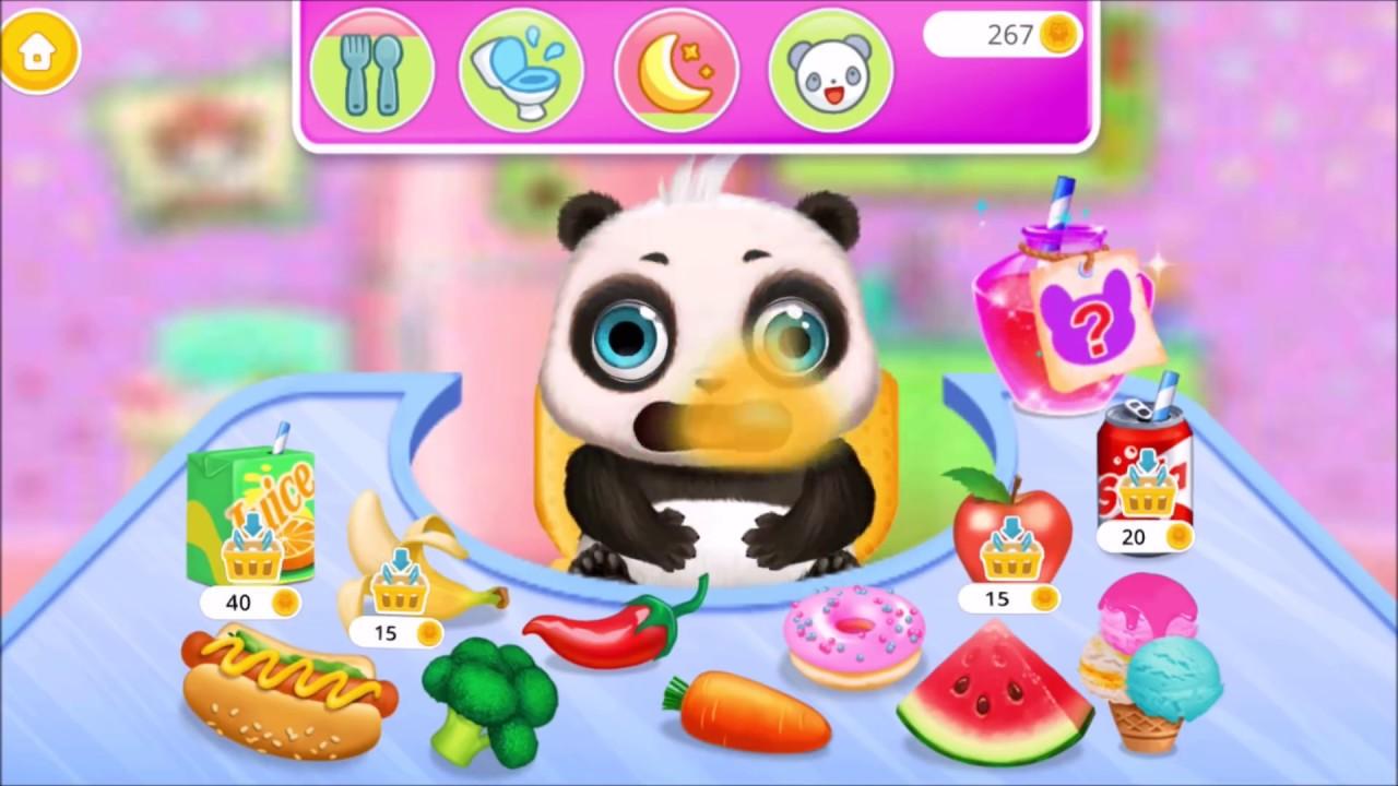 Panda Lu Eğlenceli Arkadaşlıklar #Çizgifilm Tadında Yeni Oyun
