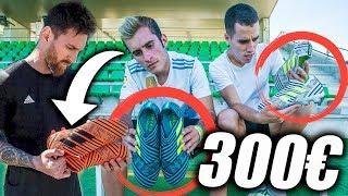 300€ por unas botas de fÚtbol - ¿merece la pena?