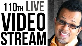 110th Live Stream with Carlton Pearson - Image Is Everything or Nothing - Why Does It Matter?