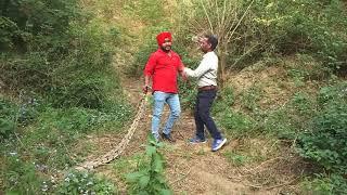 कमजोर दिल वाले वीडियो को न देखे,इस वीडियो को देख के रह जायेंगे दंग,big india rock python release