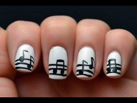 Decoracion de u as con esmalte sencillas y bonitas nails for Decoracion de unas hermosas