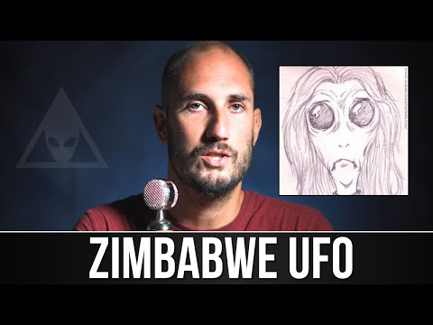 ZIMBABWE SCHOOL CHILDREN UFO [Anything Strange #10]
