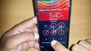 Lenovo A6000: How to Hard Reset / Factory Reset / Remove Pattern Lock