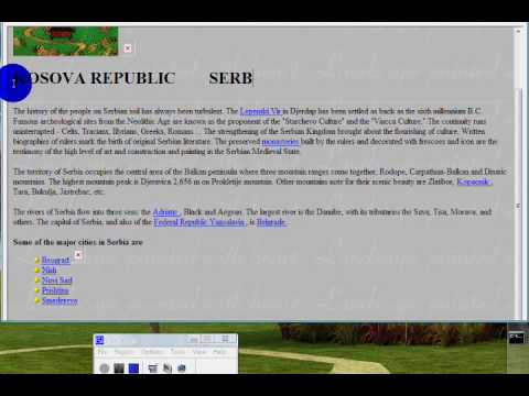 Hack Serbia website  from  FHG-Ferizaj Hacker Group